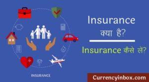 Insurance Kya Hai - Kaise Le Insurance